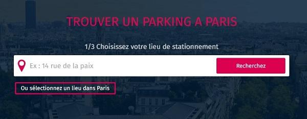 parking public gratuit