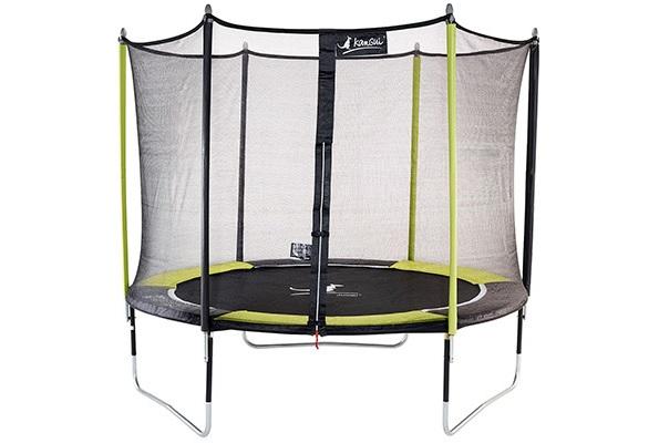 trampoline interieur