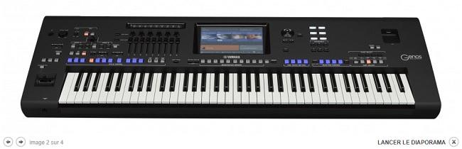 piano yamaha csp 170 b