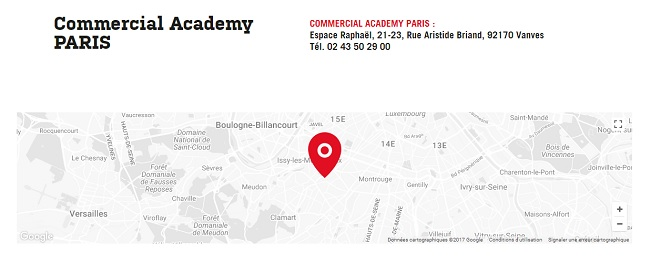 recrutement agent commercial paris